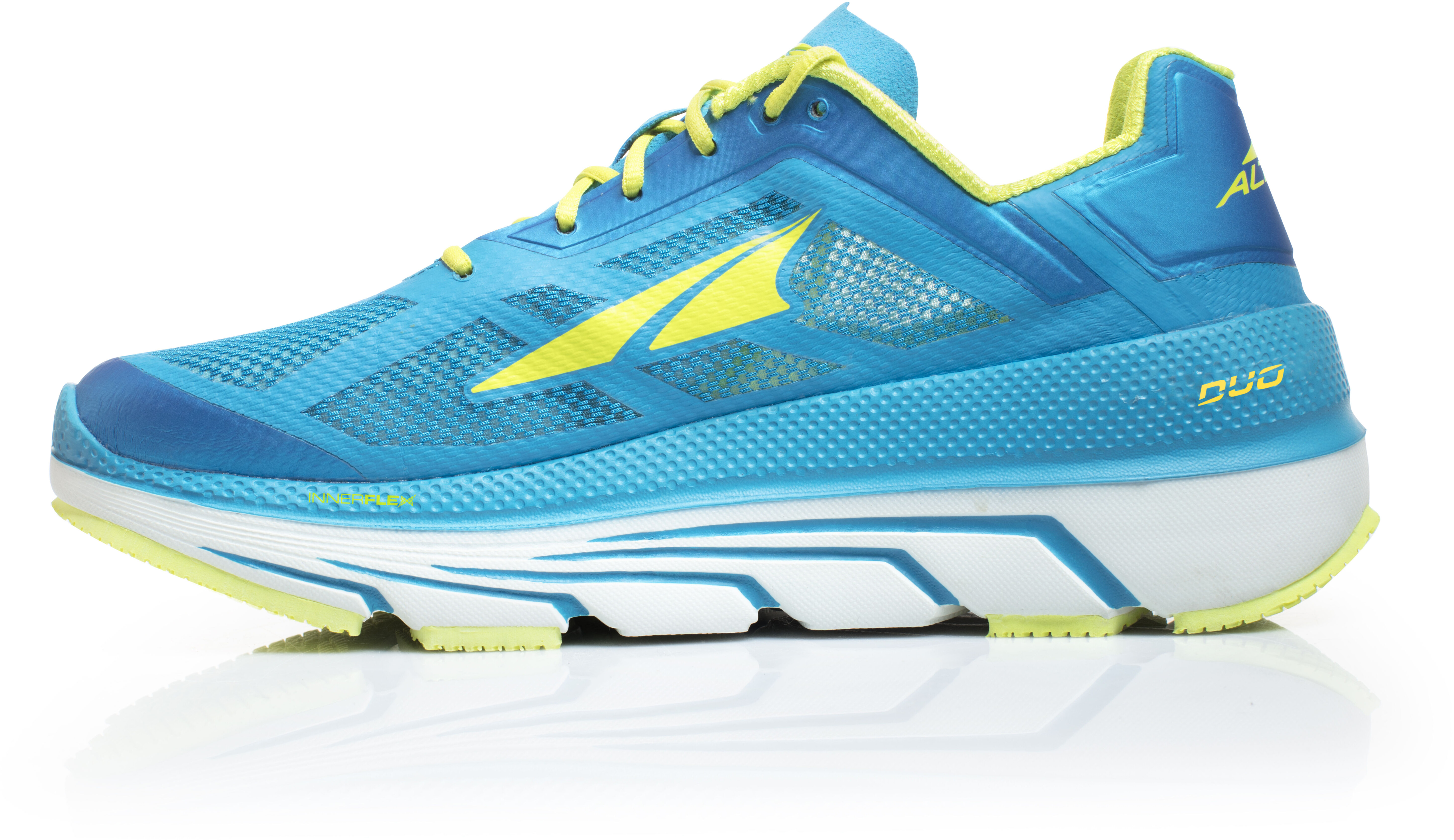 9f5ced55559e88 Altra Duo Road Running Shoes Women blue